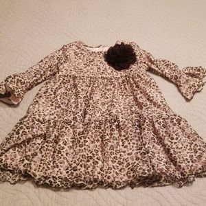 Marnellata animal print dress